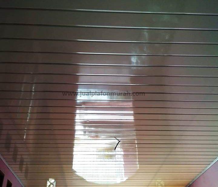 Atap Plafon PVC Minimalis Modern dengan Furnish