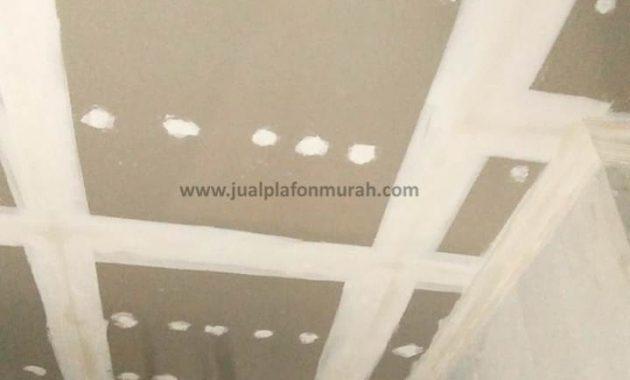 Jasa Tukang Atap Plafon Minimalis Modern dari GRC